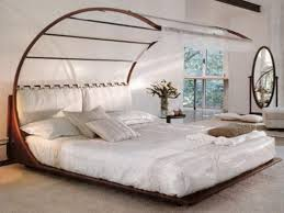 unusual bed home decoration