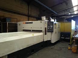 mazak super turbo x510 mk ii laser cutting machine exapro
