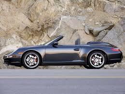 porsche 911 carrera 4s porsche 911 carrera 4s cabriolet 2007 pictures information