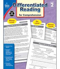 differentiated reading for comprehension resource book grade 2