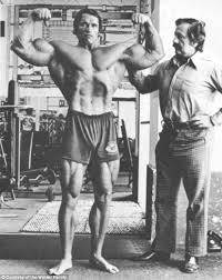 39 photos from the golden era of body building that prove nothing