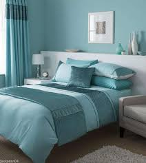 Bedding With Matching Curtains Stunning Duck Egg Blue Duvet Set With Matching Curtains Available