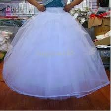 wedding dress underskirt white 6 layer no hoop wedding dress petticoat underskirt bridal