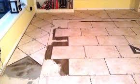 Basement Raised Floor by Raised Basement Floor Tiles Best Basement Floor Tiles Over