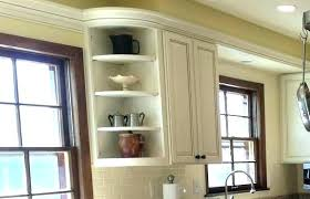 open shelf corner kitchen cabinet kitchen corner cabinet shelf corner shelves cabinet medium size of