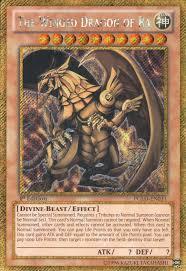 the winged dragon of ra yu gi oh pinterest