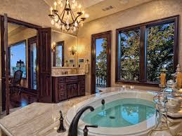 Mediterranean Style Mansions Luxury Mediterranean Bathrooms Bathrooms Horseshoe Bay