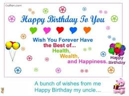 50 most beautiful birthday wishes for uncle u2013 best birthday