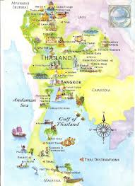 Thailand Map In World Map by Image From Http Www Cha Am Biz Maps Thai 20map Jpg Let U0027s