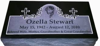 affordable grave markers bevel grave markers gravestones and memorials quality memorial