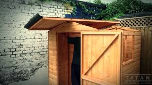 how to put up a garden shed youtube