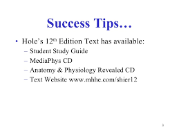 Holes Human Anatomy And Physiology 13th Edition Chapter 1 Introduction To Human Anatomy And Physiology