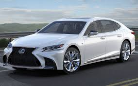 lexus ls 500 weight lexus ls500 f sport 2018 3d model cgtrader