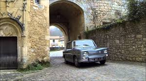 renault cars 1965 renault r8 major de 1965 youtube