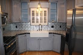 tin tiles for backsplash in kitchen tin tile backsplash reconciliasian with regard to kitchen plan