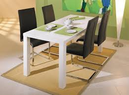 tavoli da sala da pranzo moderni tavolo moderno bianco moris mobile per cucina sala da pranzo
