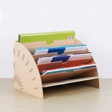Office Desk Tray New Creative Wooden Diy Multifunction Office Desk Document Trays