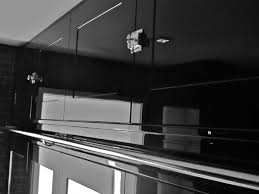 Black Lacquer Kitchen Cabinets by 38 Best High Gloss Images On Pinterest For The Home High Gloss