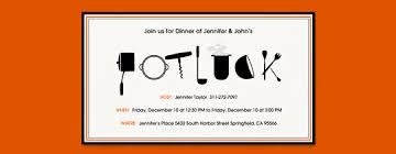dreaded office potluck invitation wording theruntime