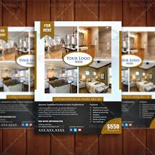 Real Estate Listing Flyer Template Free by For Rent Real Apartment Listing Design Template U2013 Real Estate Lead