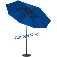 Patio Umbrella Canopy Replacement 8 Ribs by 100 Hampton Bay Patio Umbrella Replacement Canopy 11 Ft