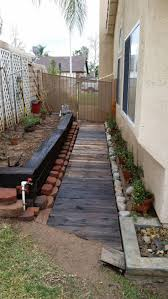 best 25 pallet walkway ideas on pinterest wood pallet walkway