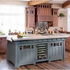 meubles cuisine meuble de cuisine bois cuisine cuisine de ferme avec plan de