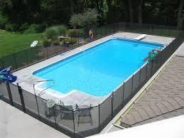 fence design pool fencing ideas uk fence contractors fresh