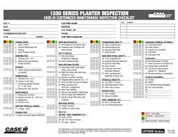 Home Inspection Checklist by Free Download Planter Inspection Checklist Titan Outlet Store
