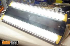 8 foot fluorescent single light fixture lithonia strip fixtures