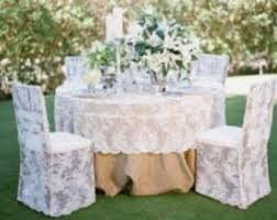 lace chair cover etsy