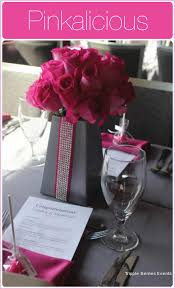pink and silver wedding centerpiece ideas ideas in blume