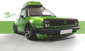 volkswagen golf mk2 by lopi 42 deviantart com on deviantart car