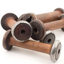 ribbon spools scissor variations vintage spools ribbon remnants