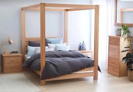 Poster Bed Frame Springwood Bed Frame 4 Poster Bedroom Furniture