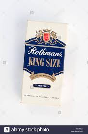 Rothmans Cigarettes Stock Photos U0026 Rothmans Cigarettes Stock