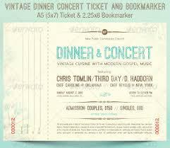 12 ticket design templates wakaboom