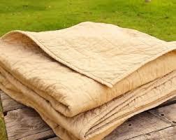 Wool Filled Duvet Camel Wool Duvet Wool Comforter 100 Camel Wool Filled