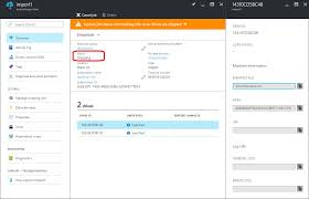 using azure import export to transfer data to and from blob
