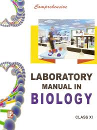 laboratory manual in biology class 11 new edition buy