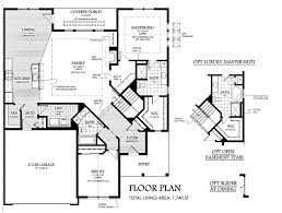 Twin Home Floor Plans Twin Has Singular Features Times Union