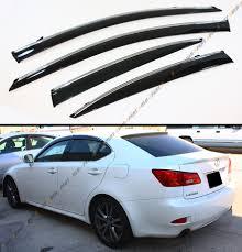 lexus is250 for sale on ebay 06 2013 lexus is250 is350 is f slim vip style clip on smoke tinted