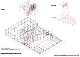 Pavilion Floor Plans by Seagram Building Plan Architectural Pavilion Pavilion Scenario
