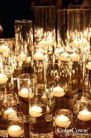 candle wedding centerpieces stunning floating candle wedding centerpieces ideas styles