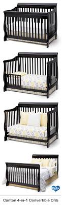 Are Convertible Cribs Worth It The Delta Canton 4 In 1 Convertible Crib Is A Addition To