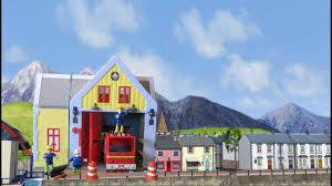 feuerwehrmann fireman sam rettungsstation simba fire station toy