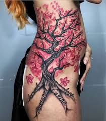 131 cherry blossom tattoos ideas and designs 2018 page 5 of 5