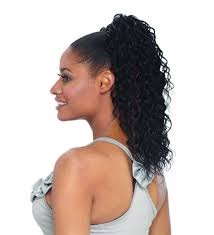 ponytail hair palm girl freetress equal drawstring ponytail synthetic medium