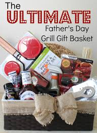 s day baskets the ultimate s day grill gift basket gifts for him