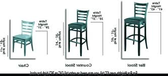 what is the height of bar stools counter height vs bar height wyskytech com
